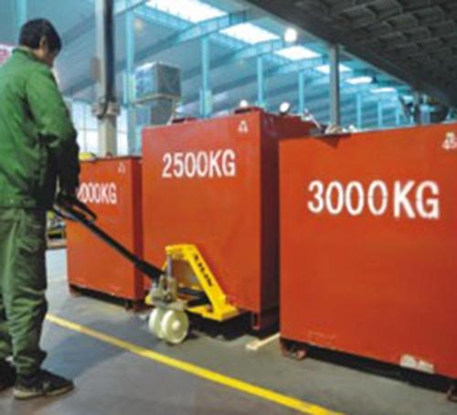 保定电动搬运车产品应用展示电动堆高车厂家