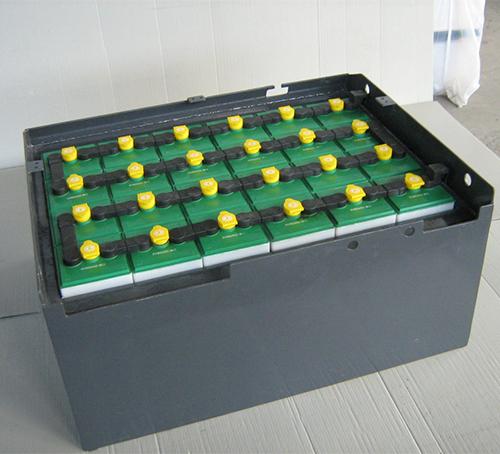 电动叉车电池